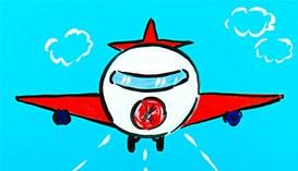 Самолеты, ракеты, воздушные шары