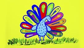 Рисование для детей 3-8 лет. Набор №4