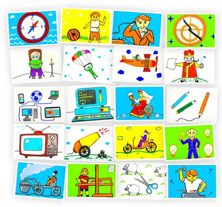 Онлайн-курс рисования для детей