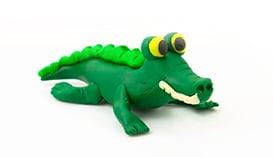 Лепка из Пластилина: Животные Джунглей