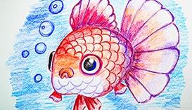 Рисуем Карандашами: Подводный Мир