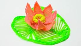 Поделки 3D-ручкой: Растения
