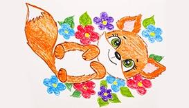 Рисуем Животных Карандашами
