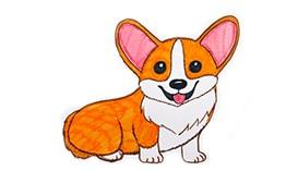 Рисуем Фломастерами: Собачки