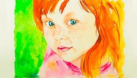 Учимся рисовать Портреты