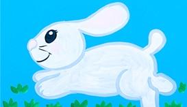 Рисуем Гуашью: Домашние Животные
