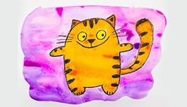 Рисование для детей 3-10 лет. Набор №8