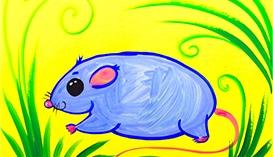 Рисуем Гуашью: Животные Джунглей
