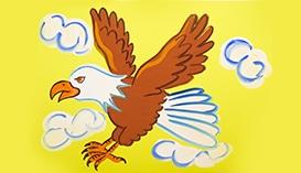 Рисуем Гуашью: Птицы