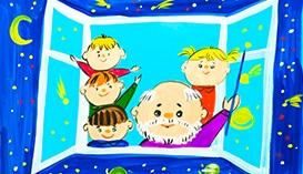 Открытки и рисунки ко Дню Учителя и Воспитателя